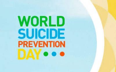 World Suicide Prevention Day – September 10th