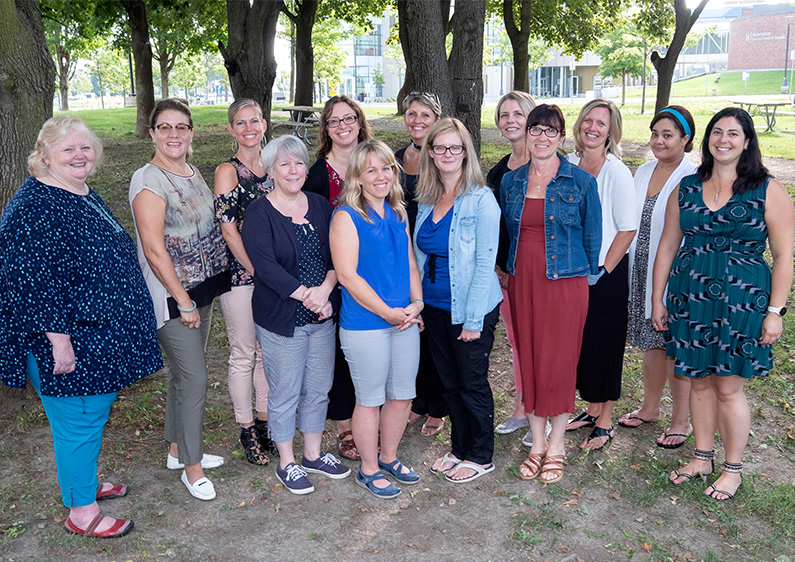 Georgian NPLC Staff Barrie Nurses